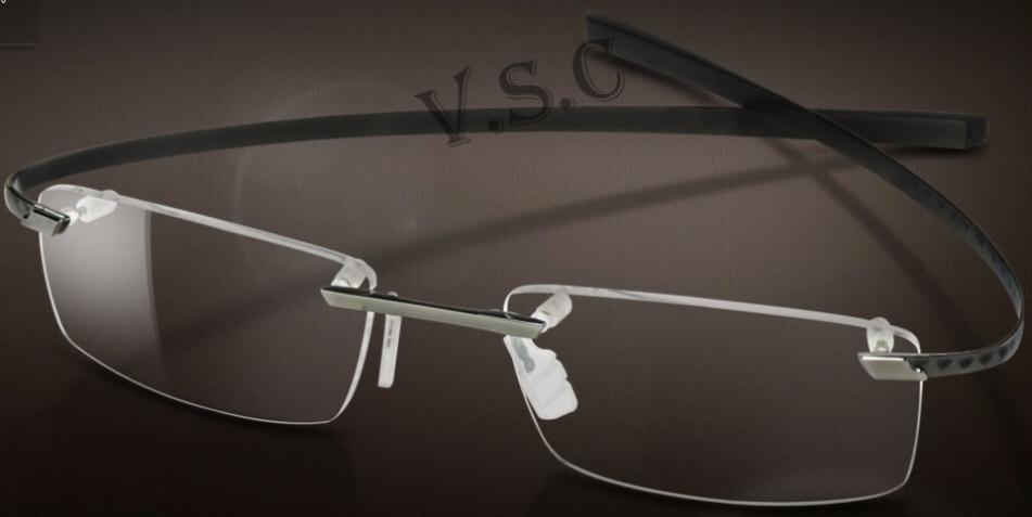 730f0e1e007c0 Tag Heuer C Flex Carbon Fiber Eyeglasses - Collectible Crystal ...