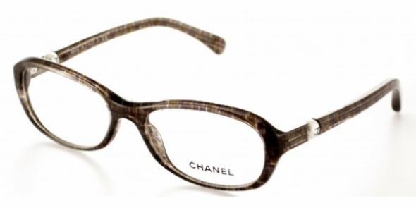 Chanel Tweed Eyeglass Frames : Chanel 3224H Eyeglasses
