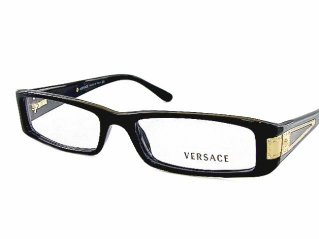 Versace Glasses Frame Repair : Versace 3070B Eyeglasses