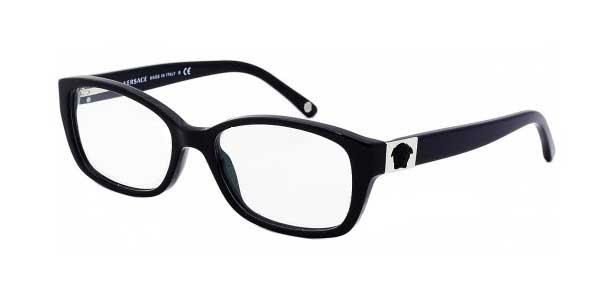 Versace Glasses Frame Repair : Versace 3148 Eyeglasses