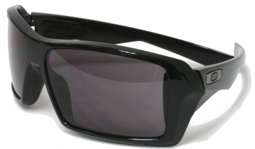 oakley eyepatch matte black